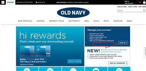 Eservice.oldnavy.com Make Your Payment