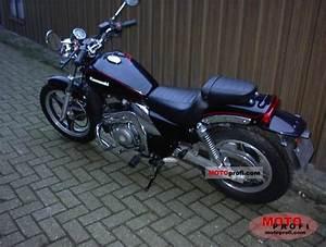 Kawasaki Eliminator 250 : 1988 kawasaki el250 moto zombdrive com ~ Medecine-chirurgie-esthetiques.com Avis de Voitures