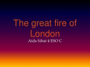 Great London Fire