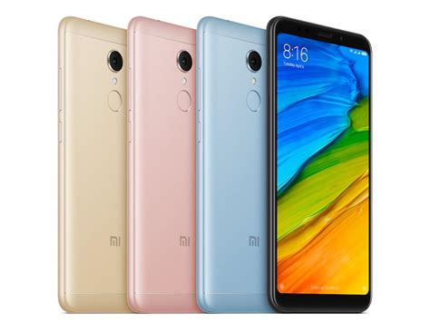 redmi 5 vs redmi note 5 specs comparison