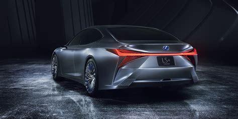 lexus ls concept launched in tokyo 1 of 26