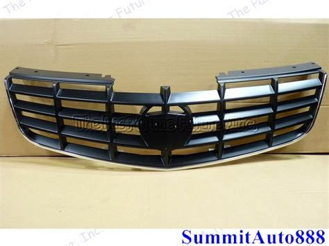 cadillac dts grill grille