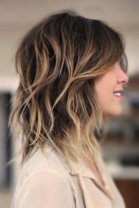 19 diy natural hair treatments. Medium Length Hairstyle For Thick Hair Women | Hairstylo