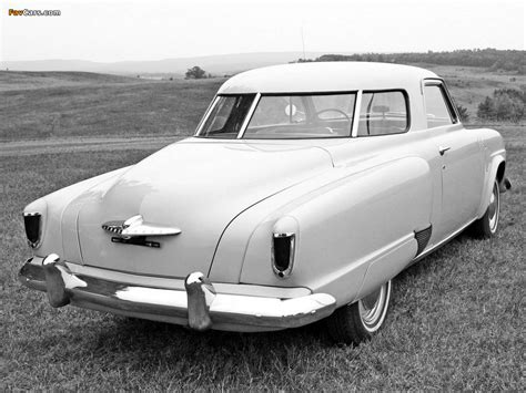 Pictures of Studebaker Champion Starlight Coupe 1952 ...