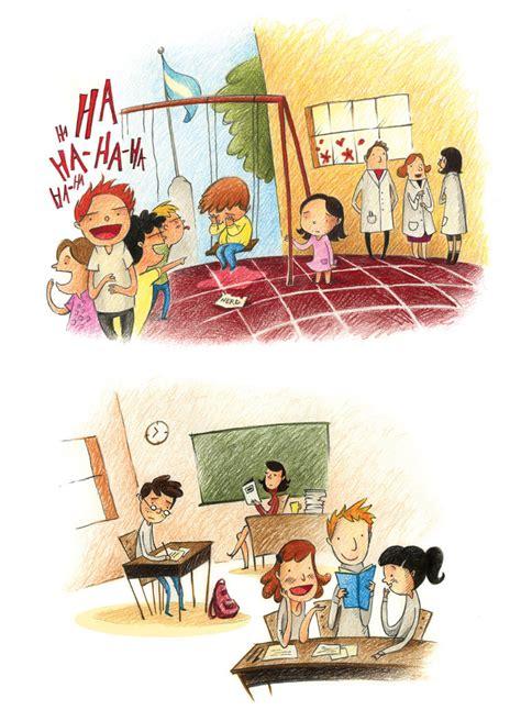 lamina bullyng bob page 5 laminas sobre el bullying imagui exposiciones sobre el bullying
