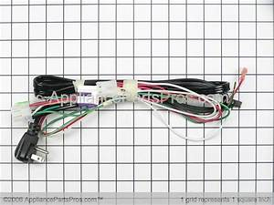 Whirlpool 4389205 Harns-wire