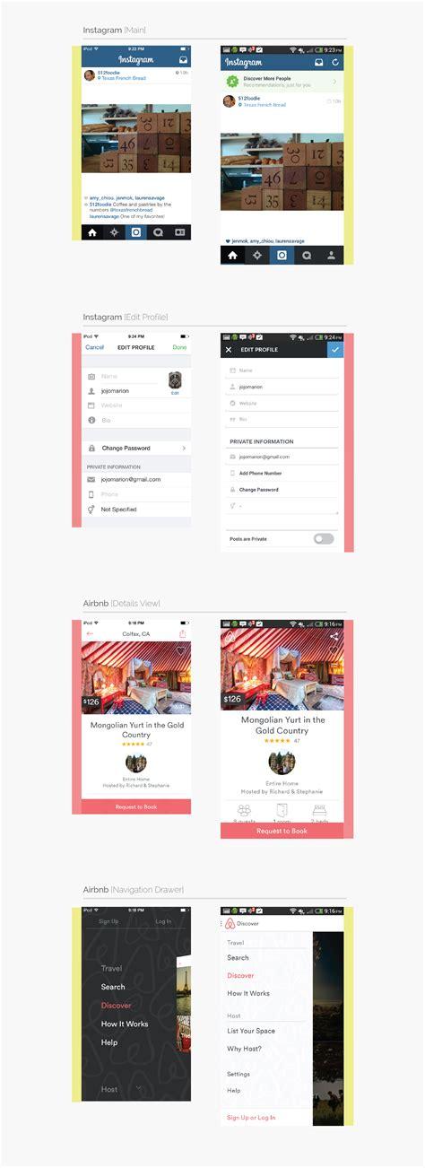 mobile app design ios  android jackrabbit