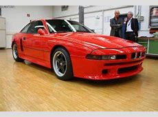 BMW M8 E31 1990 – Old Concept Cars