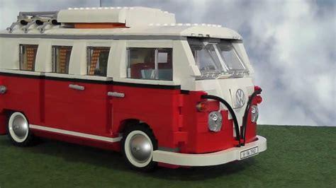vw bulli lego lego volkswagen t1 cingbus bulli 10220
