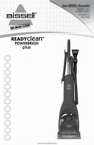 Bissell Readyclean Powerbrush Plus 16w5c