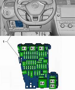01 Golf Fuse Diagram