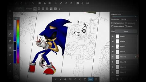 Sonic Exe, Tails Doll, Amy Rose, Zombie Silver And Psycho
