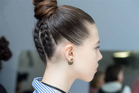 dior  braided knots   stunning catwalk