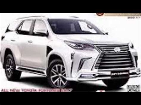 Toyota Fortuner 2020 by New Fortuner 2020 Model Leaks