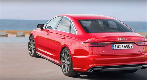 2018 Audi A6  New Spy Photos, Release Date And Specs