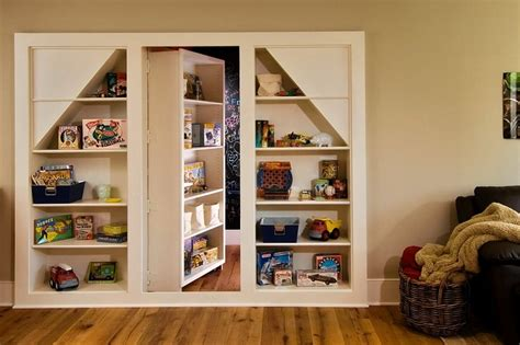 Secret Room Bookcase by Rooms That Are Outta Sight Wsj