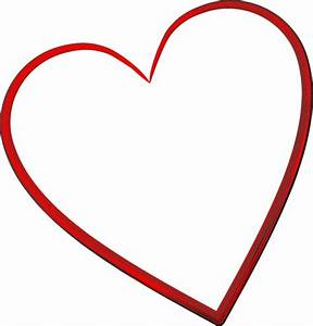 Cloud Drawing Red Heart 3 Free Stock Photo Public Domain Pictures