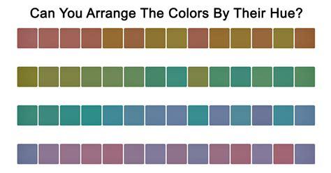 color arrangement test farnsworth munsell 100 huecolor vision test socialeyes