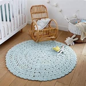 Tapis Rond Osier : quel style de tapis choisir pour une d co boh me blueberry home ~ Teatrodelosmanantiales.com Idées de Décoration