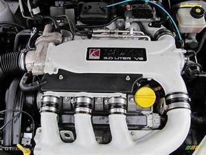 2001 Saturn L Series L300 Sedan 3 0 Liter Dohc 24