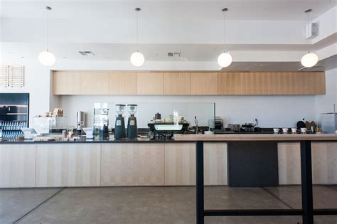Freemans says they toyed with the idea of removing trash cans from their cafes altogether to be zero waste. Inside Blue Bottle Coffee's Beautiful New Beverly Blvd Cafe - Eater LA