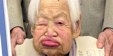 r駭 vieille cuisine la plus vieille femme du monde fête ses 116 ans au japon dh be