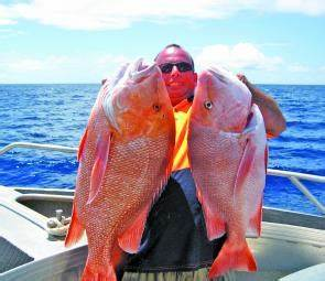Fishing Monthly Magazines : Clear glass conditions