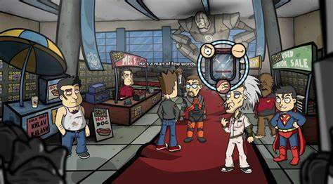 randals monday mixes point  click adventure gaming