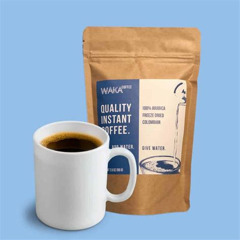 Water, an organization working toward worldwide access to clean water. 13 Best Instant Coffee (2020 Update) - Reviews and Buyer's Guide
