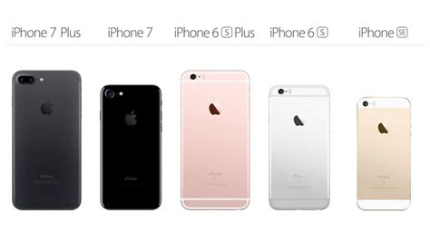 iphone generations iphone all generation comparison which iphone you should