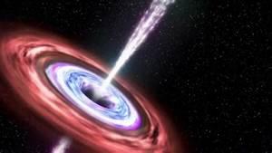Black hole eats star - YouTube