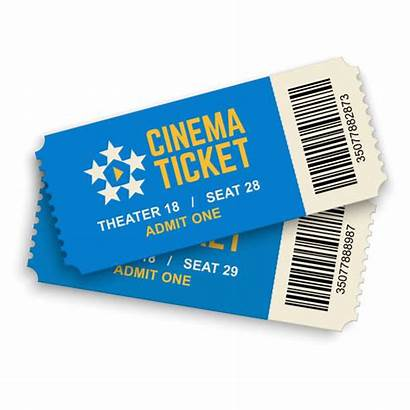 Tickets Cinema Vector Ticket Clip Illustration Illustrations