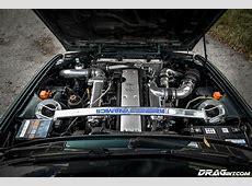 Custom Build BMW 3 Series Vert E30 gets 1JZGTE VVTI