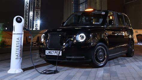 londons black cab    century    phev