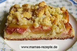 Mamas Rezepte : streuselkuchen rezept ohne hefe ~ Pilothousefishingboats.com Haus und Dekorationen