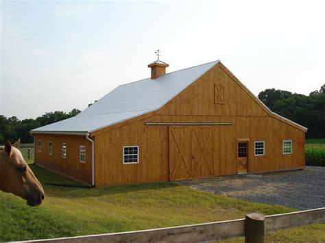 Best Wood Barns