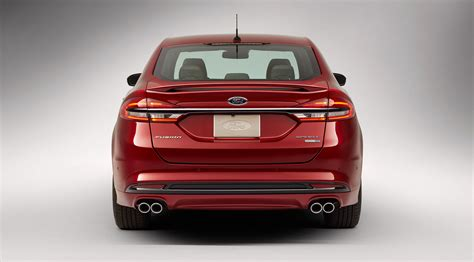 2020 Ford Fusion Redesign by 2020 Ford Fusion Redesign Cancelled Declining Sales Are
