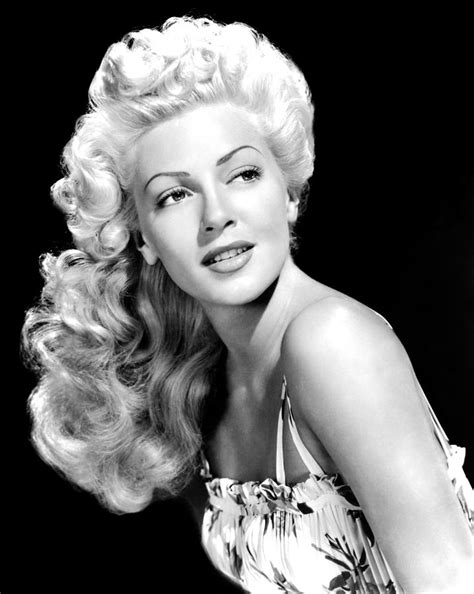 Lana Turner  Hair And Makeup Pinterest