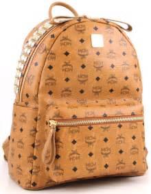 designer rucksack mcm stark backpack cognac 40 cm mwk2sve12co001 designer bags shop wardow