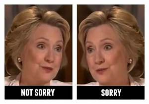 Hillary apologizes | email server | two email accounts