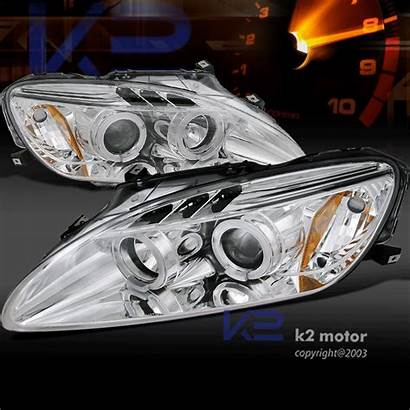 Headlights Halo Projector S2000 Honda Dual Enlarge