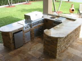 diy outdoor grill kitchen images