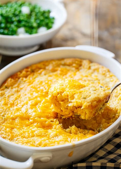 cheesy jalapeno corn casserole spicy southern kitchen
