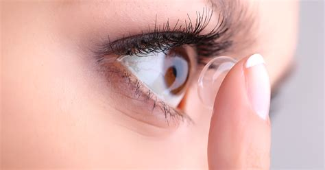 Types Of Contact Lenses, And More