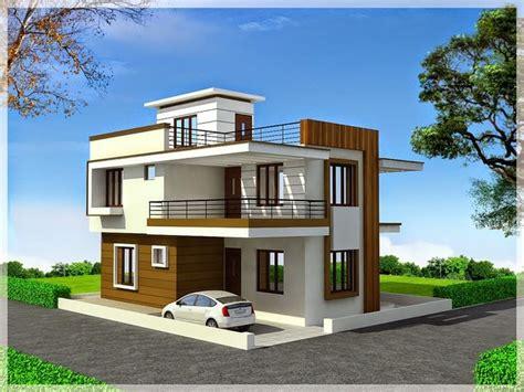 duplex house plan  garage stupendous floor plans bedroom india open modern narrow  story