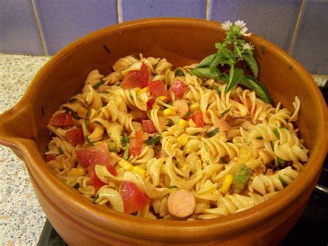 salade de pates epicee aux couleurs d ete cuisonaute cuisonaute