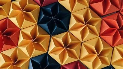 Craft Paper 4k Wallpapers Desktop Yellow 1080