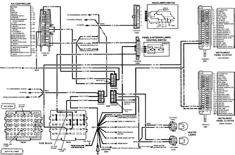 gmc truck wiring diagram  chevy   webtor