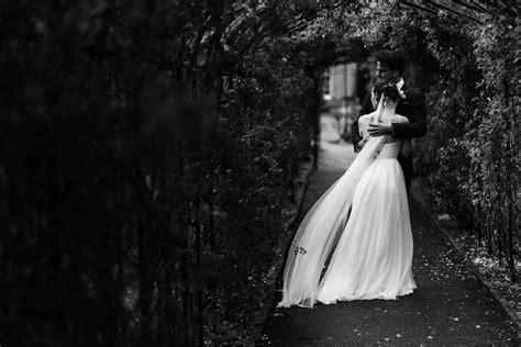black white wedding photography  uk