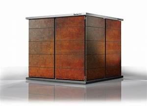 Gartenschrank Holz Selber Bauen : gartenschrank terrassensichtschutz mit stauraum garten q share ~ Whattoseeinmadrid.com Haus und Dekorationen